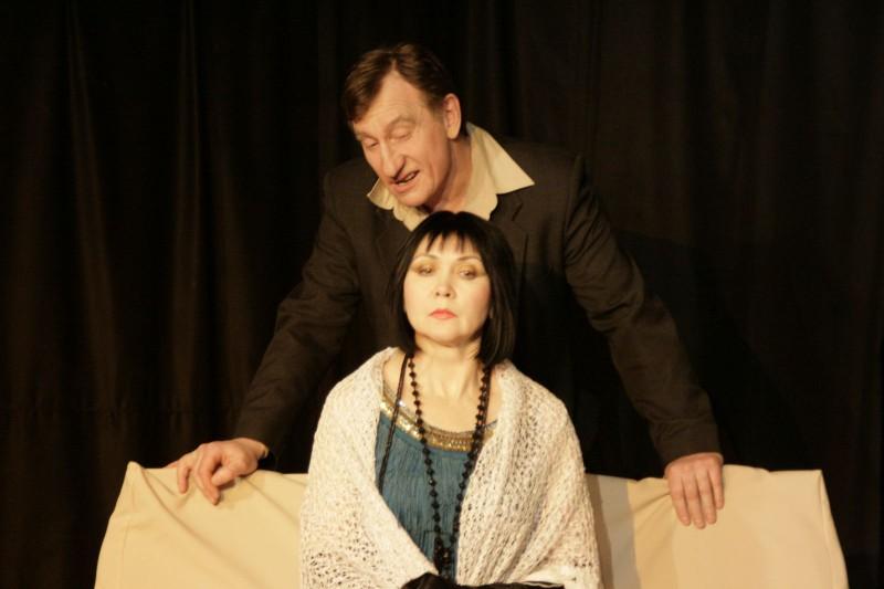 Юрий Лапшин и Елена Смирнова