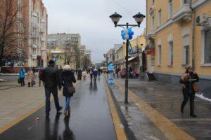 Пешеходная Волжская