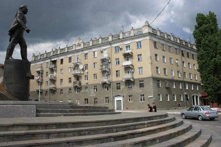 Памятник Гагарину Ю.А.