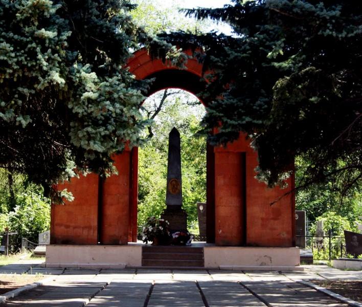 Мемориал Н.Г. Чернышевского