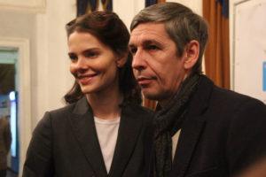 Елизавета Боярская и Алексей Леонтьев