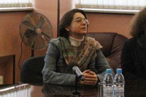 Марина Глуховаская