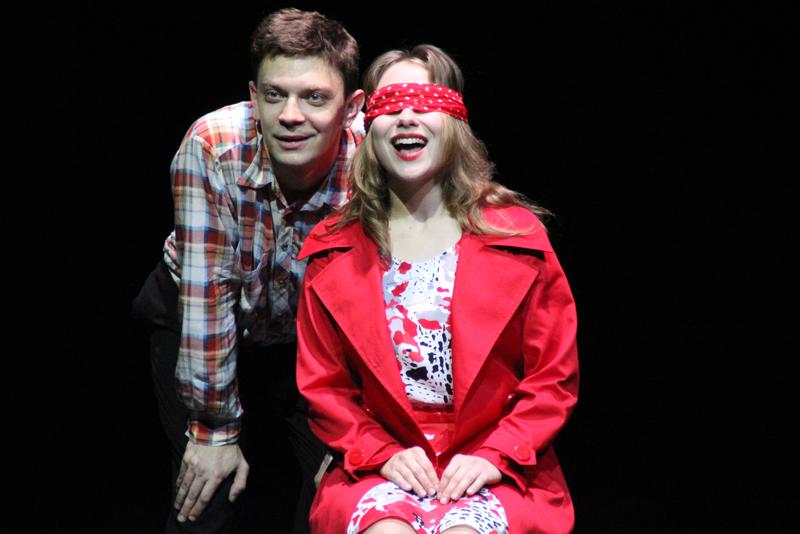 Евгений Сафонов и Ирина Протасова