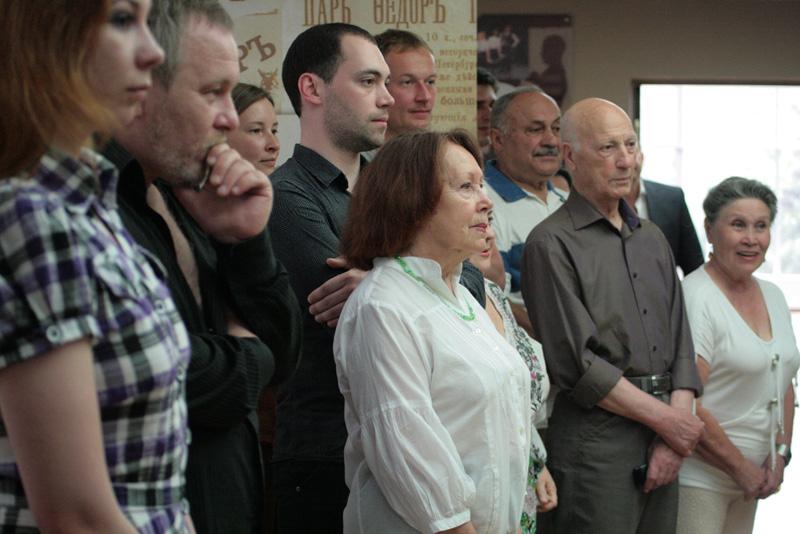 Памяти Владимира Аукштыкальниса