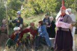 Один день из жизни средневекового города Укека-2012