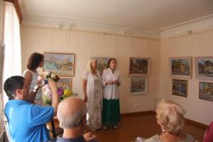 Лада Валькова и Тамара Гродскова