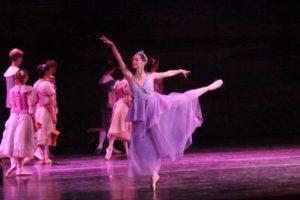Звезды мирового балета в Саратове. Спящая красавица. Вера Шарипова и Марта Петкова