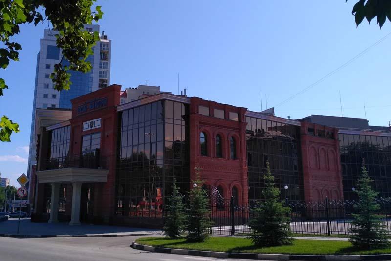"""Исторический парк """"Россия- моя история"""""""