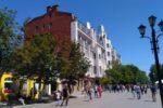 Пешеходные зоны Саратова
