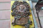 Мемориальная доска Ларионову