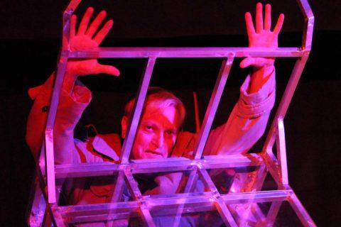 «Новый Жюль Верн»: в «Балаганчике» снова Бродский
