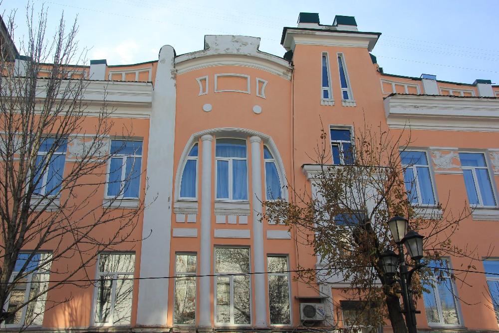 Доходный дом Красулина, Кирова, 25