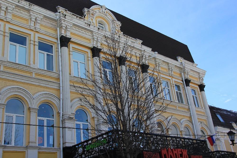 Здание типографии С.П. Яковлева