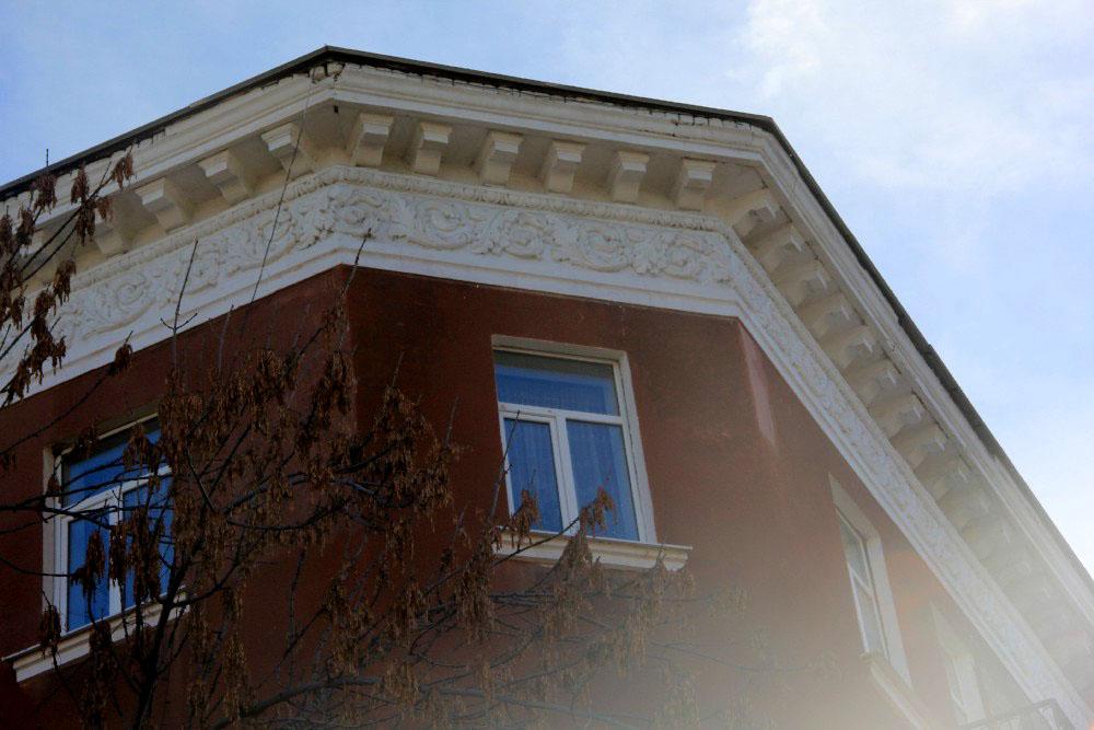 Саратов, Вольская, 42. дом доходный Герман