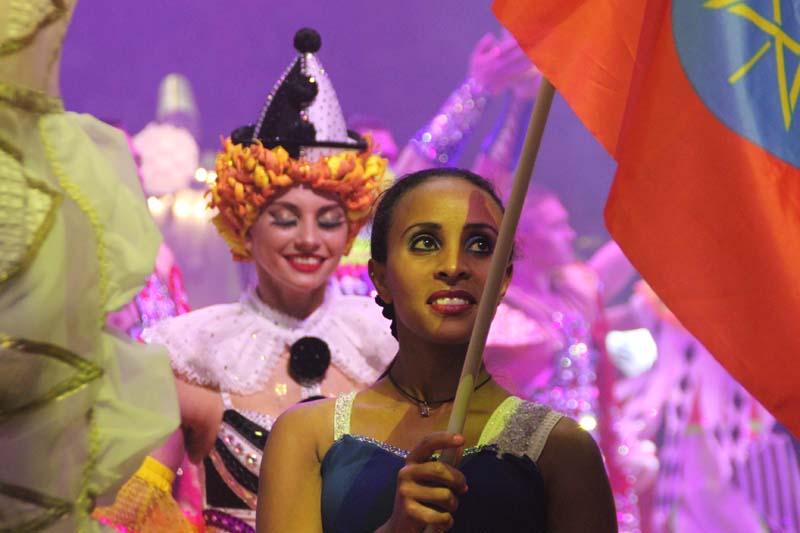 Принцесса цирка 2016