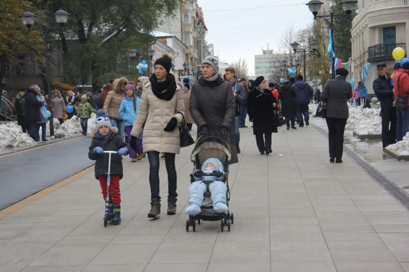 Завтра в Саратове пройдет большой предновогодний фестиваль «#Пешком