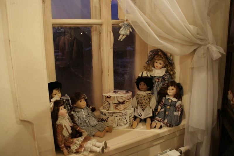Кукольный дом в музее Кузнецова