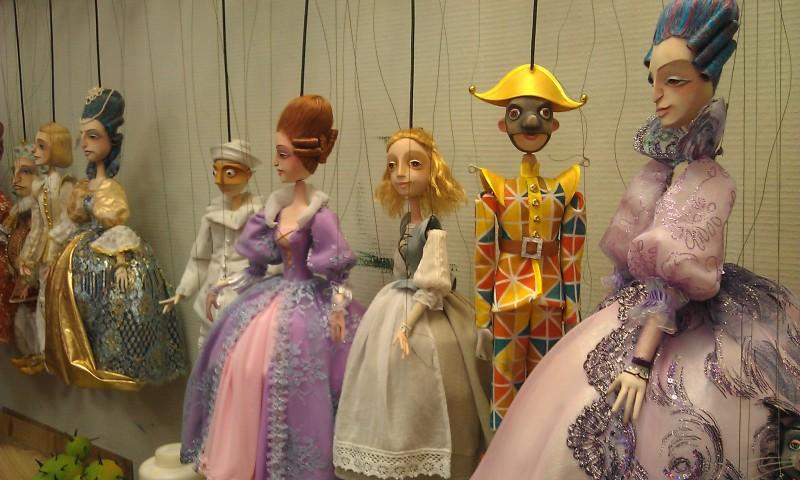 Всероссийский фестиваль любительских театров кукол состоится в Саратове