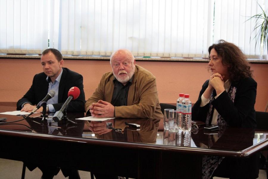 Владимир Петренко, Григорий Аредаков, Ольга Харитонова