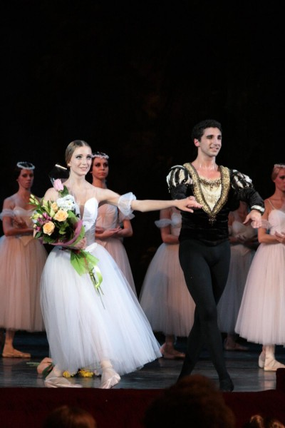 Чешский дуэт в саратовском балете