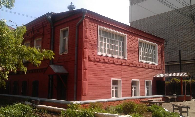 Дом-музей Льва Кассиля