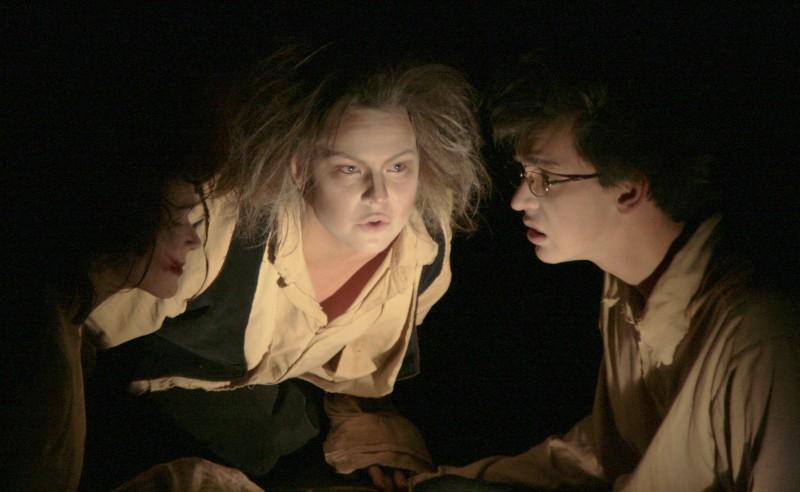 «После смерти, после Сартра, после спектакля» – Post Scriptum театра-студии «Грань»