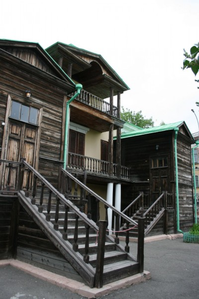 мемориальный дом Николая Гавриловича Чернышевского