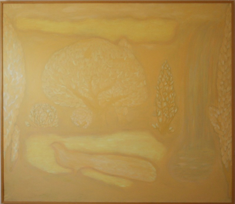 «Апрель…» Рашида Салямова в Радищевском музее