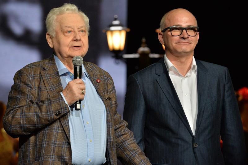 Олег Табаков: «Только благодаря тому, что есть в Саратове театр юного зрителя, в Москве состоялся артист Олег Табаков»