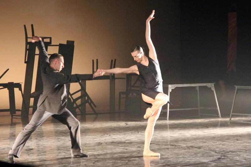 Балет театра оперы и балета «Стальной скок» — номинант«Золотой Маски»