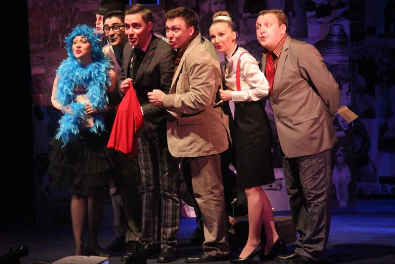 Театр кукол «Теремок» отпраздновал 80-летие