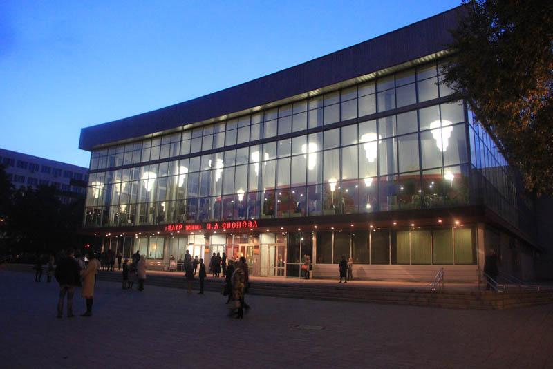 В театре драмы пройдут гастроли Новокузнецкого драмтеатра