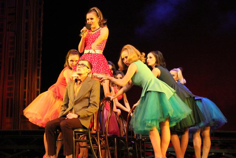 Вуди Аллен на Бродвее… в театре драмы