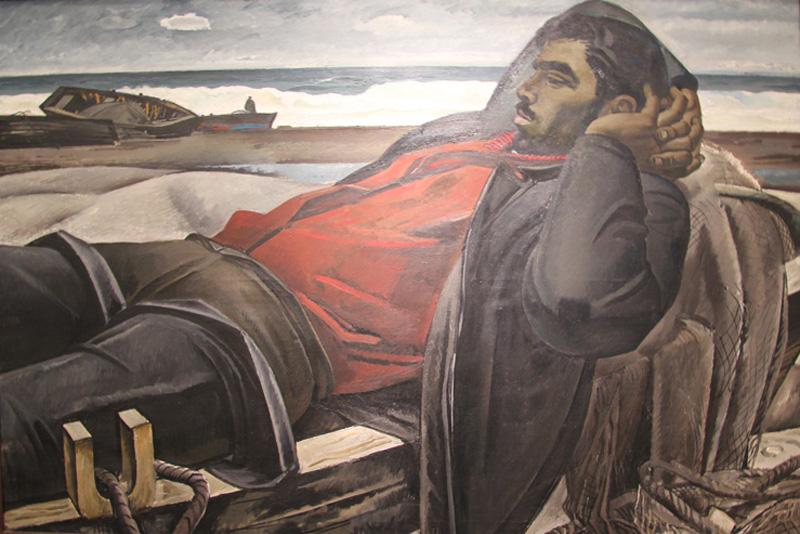 О героях и былых временах – суровый стиль в Радищевском музее