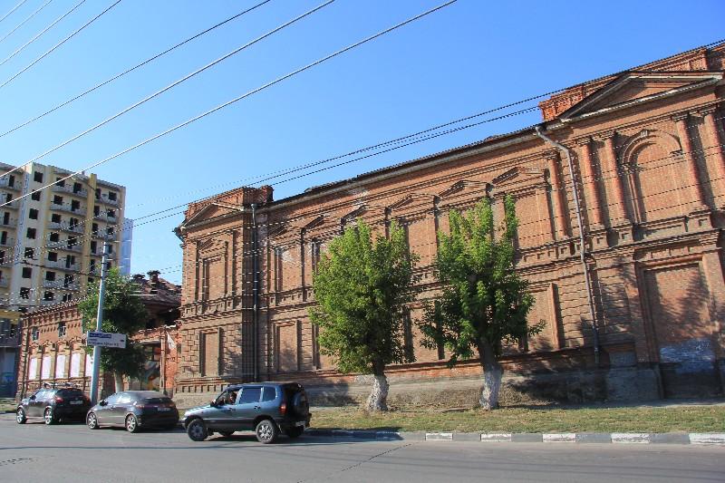 Музейный квартал появится в Саратове