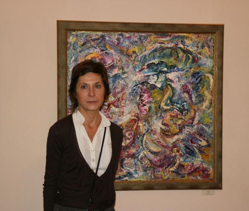 Выставка Татьяны Желниной открылась