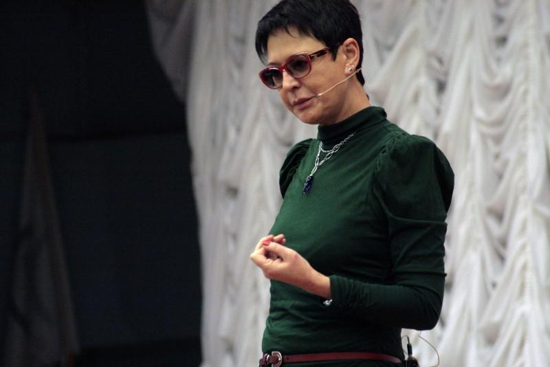Ирина Хакамада: Дао жизни