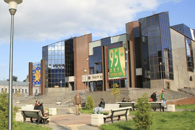 Объявлен конкурс на лучшее название для фонтана на площади Киселева