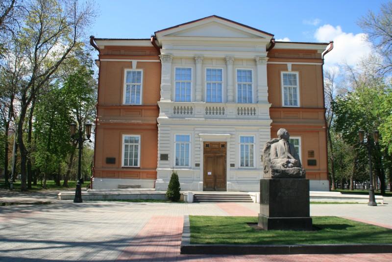 Выходной в Радищевском музее. Афиша на 23 июня 2019 года