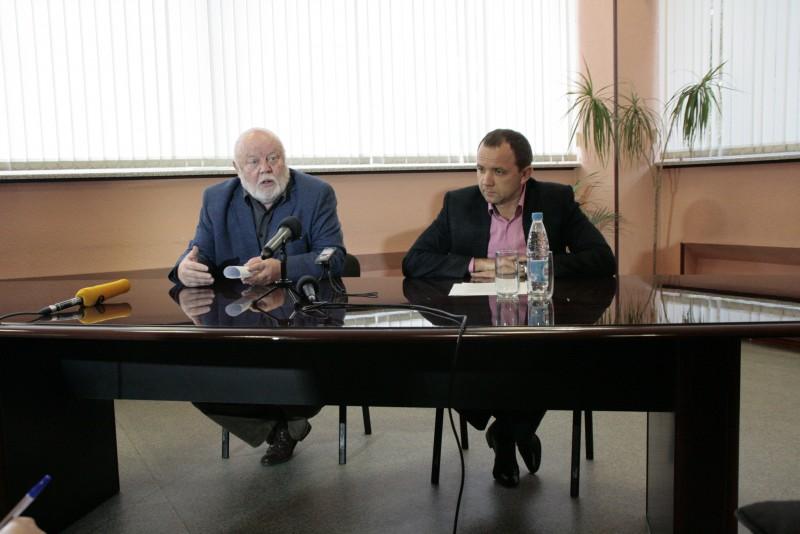 Григорий Аредаков и Владимир Петренко