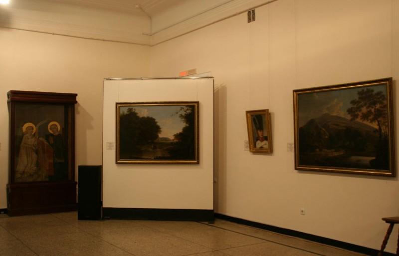 Коллекция немецкого искусства в Радищевском музее