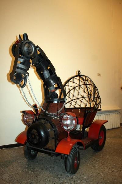 Удивительная выставка в Радищевском музее