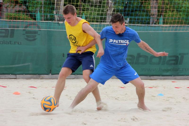 Пляжный футбол — «Дельта» готовится к сезону