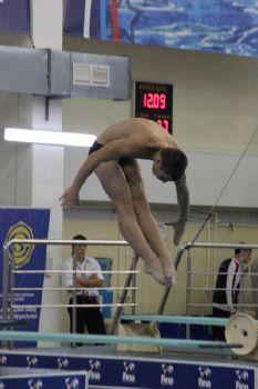 Саратовские любители стали призерами чемпионата России по прыжкам в воду
