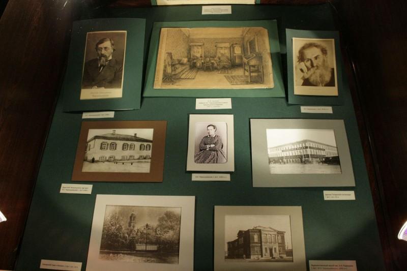Музей Чернышевского – к юбилею Короленко
