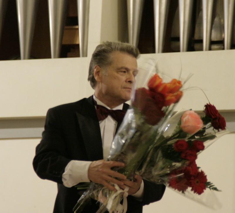Начался II Всероссийский конкурс пианистов имени С.С. Бендицкого