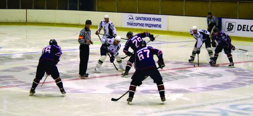 В Саратов возвращается хоккей