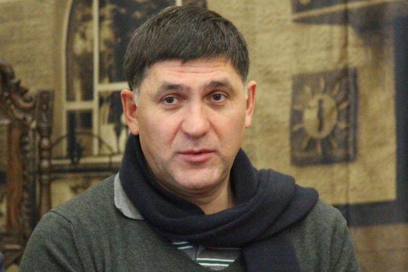 Сергей Пускепалис станет кинорежиссером