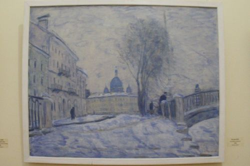 «Дух места» Игоря Петрова в Радищевском музее