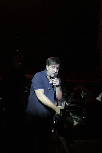 ДДТ в Саратове: Все закончилось рок-н-роллом